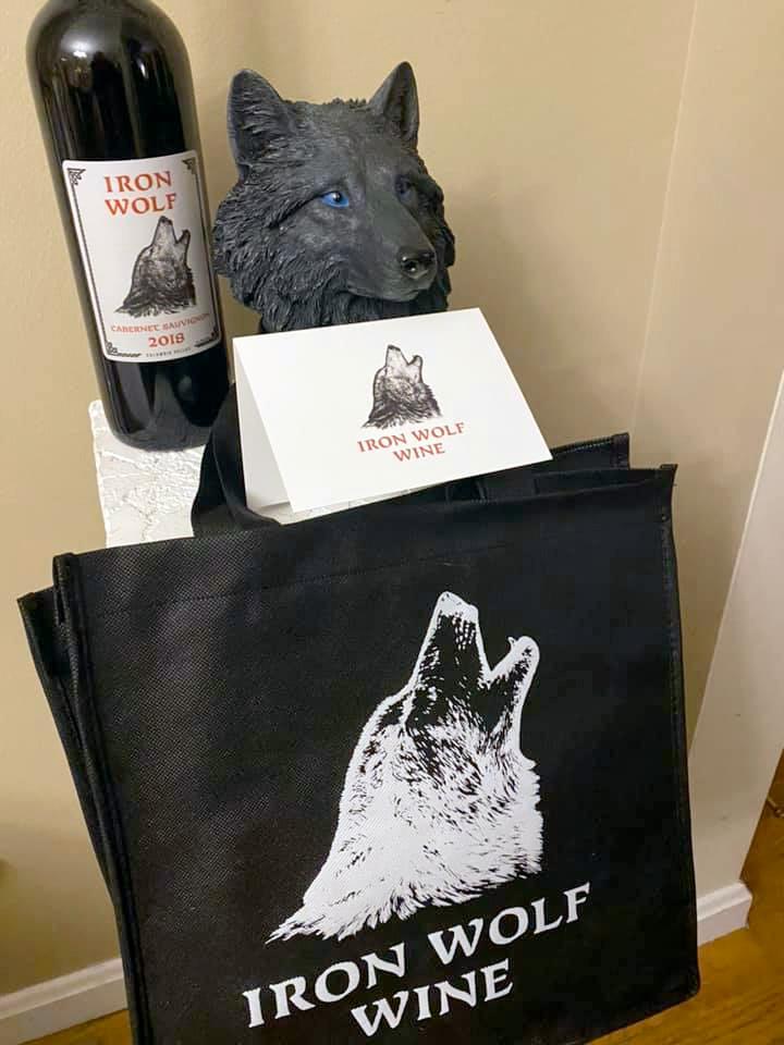 Iron Wolf Wine